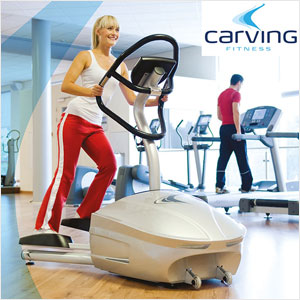 Carving Fitness Pro