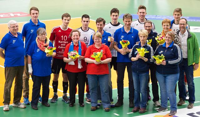 YoungStars sagen Dankeschön - Foto: Günter Kram