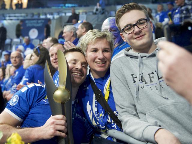 Markus Steuerwald will noch mehr Titel mit den VfB-Fans feiern<br>Foto: Kram