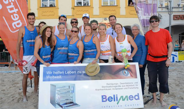 Hattrick für Gitta Sieber bei den Damen und Heimsieg für Fabian - Foto: Lothar Forstmair