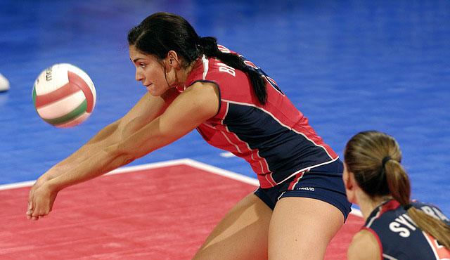 Die passende Ausrüstung zum Volleyball - Foto: Pixabay.com