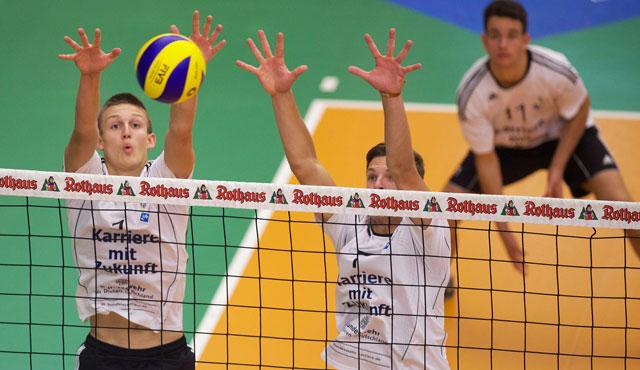Youngstars haben Doppelspieltag - Foto: Günter Kram