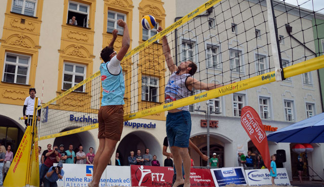 BVV Beach Masters Mühldorf am Wochenende erstmals auch im Livestream - Foto: TSV Mühldorf