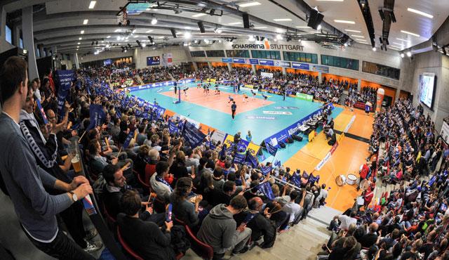 Die Zuschauerstatistik strahlt - Foto: Tom Bloch / www.tombloch.de