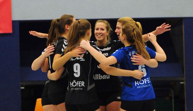 VC Allbau Essen möchte Hinrunde mit Auswärtssieg veredeln - Foto: VC Allbau Essen