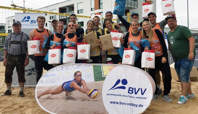 Freising im Wetterglück – BVV Beach Masters ein voller Erfolg - Foto: Falk Ullmann