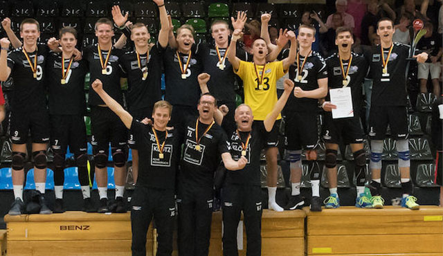 TV Mömlingen ist Deutscher Meister U18 - Foto: Dirk Bahl