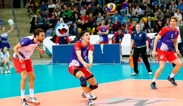 United Volleys - Siegesserie reißt vor Rekordkulisse - Foto: United Volleys/Gregor Biskup