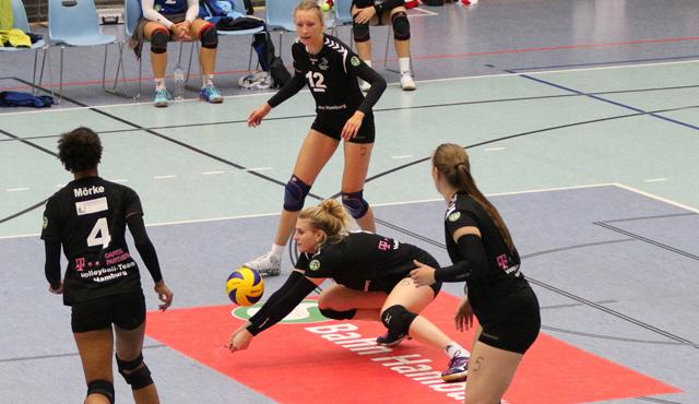 Volleyball-Team Hamburg überzeugt beim Turnier in Norderstedt - Foto: VTH Lehmann