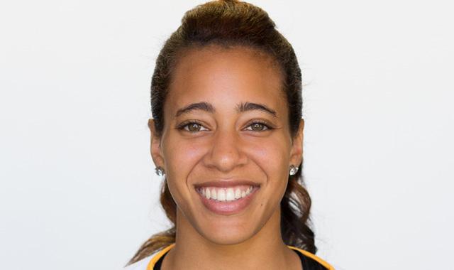 Amerikanerin Malina Terrell ist heiß auf die 1. Volleyball Bundesliga - Malina Terrell