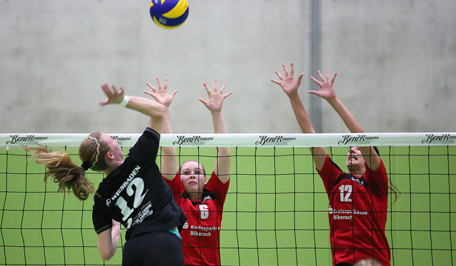 TG Biberach startet mit Niederlage in die Drittligasaison - Foto: Malte