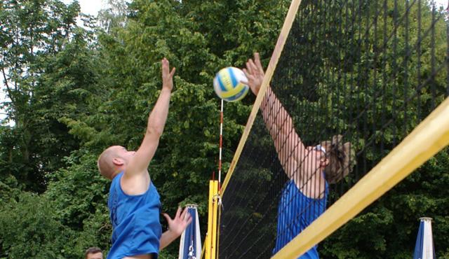 Volleyball Supercup 2016: Vorfreude bei Friedrichshafen auf Berlin - Foto: Gesa Katz