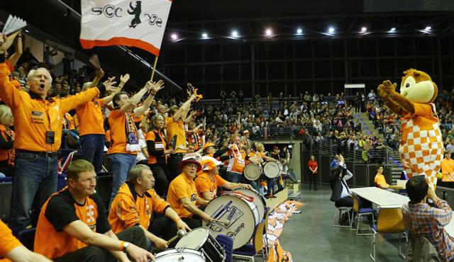 Playoff-Finals: Heimspiel-Tickets und Public-Viewing - Foto: Eckhard Herfet
