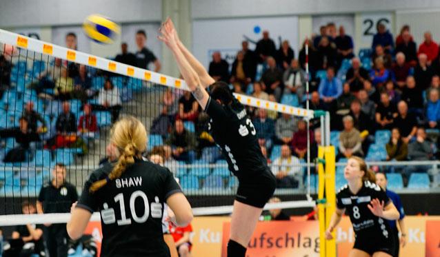 VT Aurubis Hamburg gelingt auch im dritten Versuch kein Punktgewinn - Foto: VT Aurubis Hamburg