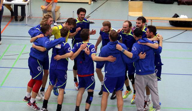 Freisinger Volleyballer zurück in der Erfolgsspur - Foto: SC Freising