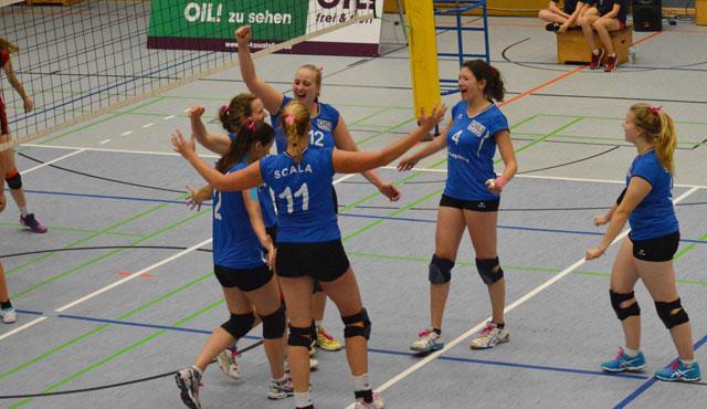 SCALA1 ringt den Kieler TV nieder - Foto: SCALA 1