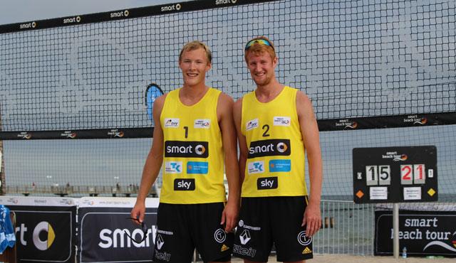 Schlechte und gute  News für TC Beachteam! - Foto: Kurt Meyer-Bergmann