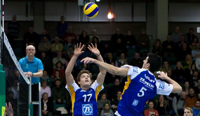 Pokal-Kracher in Wiesbaden - Foto: United Volleys