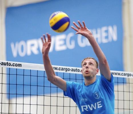 Sijme van Jaarsveld kommt zu den RWE Volleys - Foto: Tom Schulte