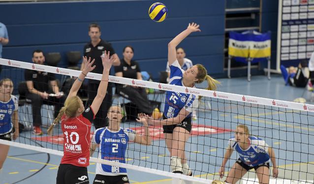Stuttgart will mit Heimvorteil ins Halbfinale - Foto: Tom Bloch - www.tombloch.de