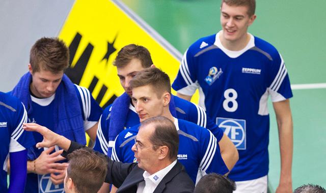 Jakob Günthör (#8) durfte bereits in der vergangenen Saison bei den Profis aushelfen. Jetzt gehört er fest zum Team in der kommenden Saison<br>Foto: Günter Kram