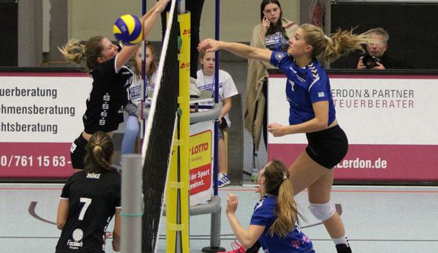 Volleyball-Team Hamburg reist nach Essen - Foto: VTH/Lehmann