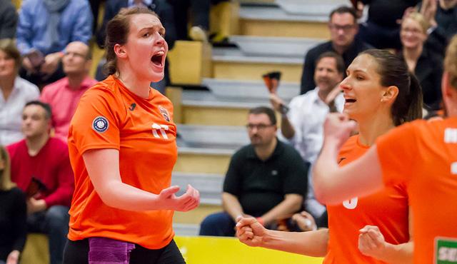 Wahl-Straubingerin Carina Aulenbrock freut sich auf neue Saison bei NawaRo - Bild: www.fotostyle-schindler.de