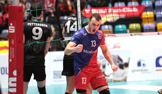 Diesmal soll ein Dreier her - Foto: United Volleys/Gregor Biskup
