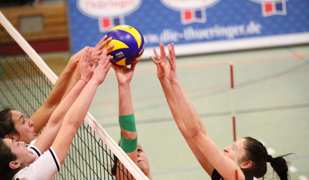 VolleyStars wollen letzte Chance nutzen - Foto: R. Siegling, Dynamics