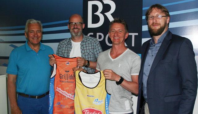 Bayerischer Rundfunk präsentiert Beachvolleyball Masters-Tour des BVV im Livestream - Foto: BVV
