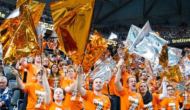 Halbfinals mit Berlin, Friedrichshafen, United Volleys und Lüneburg - Foto: Nils Wüchner, www.nilswuechner.com
