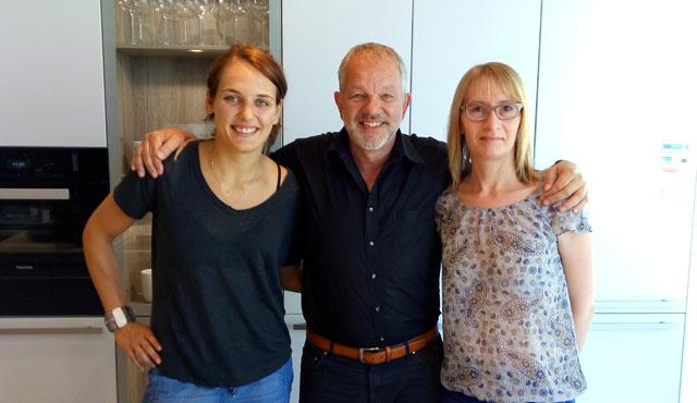 Zuspielerin Marta Swiechowska bleibt bei NawaRo - Foto: Kettenbohrer