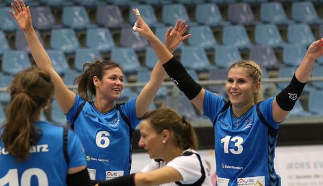 Volleyball-Team Hamburg spielt am Sonntag bei den TV Gladbeck Giants - Foto: VTH/Lehmann