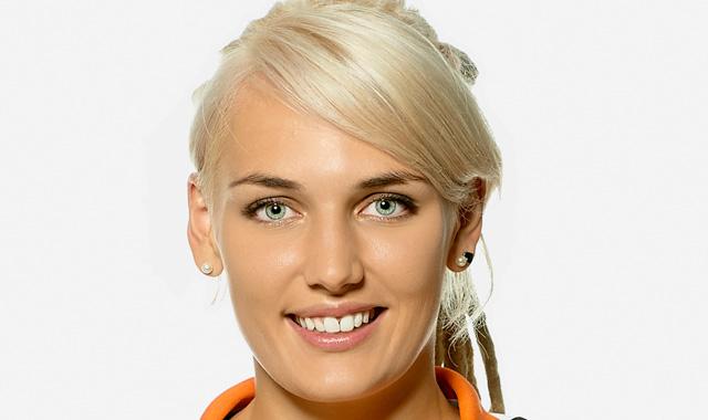NawaRo Zuspielerin Marta Swiechowska freut sich auf Herausforderung 1. Bundesliga - Foto: fotowerkstatt gahr&popp