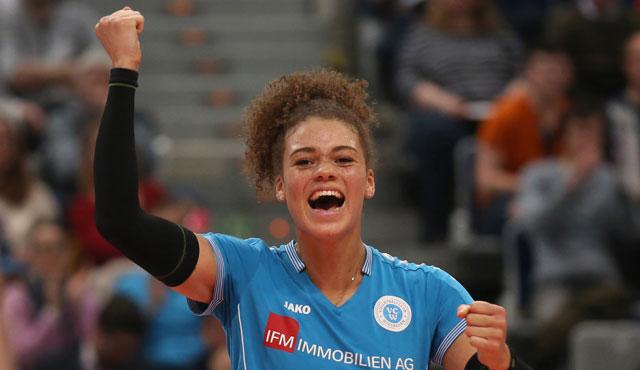 Kimberly Drewniok reist zur Nationalmannschaft  - Foto: Detlef Gottwald