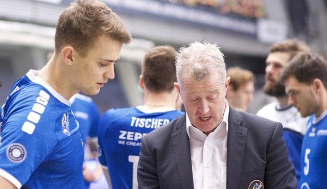 VfB empfängt im Spitzenspiel United Volleys  - Foto: Günter Kram
