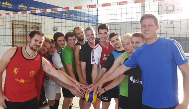 Bliesen mit Testspiel-Kracher gegen die United Volleys RheinMain - Foto: TV Bliesen
