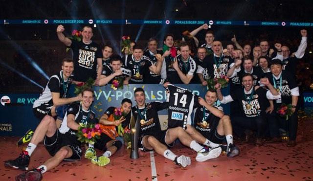 DVV-Pokalfinallteilnehmer auch in Europa im Einsatz - Foto: Conny Kurth, kurth-media.de