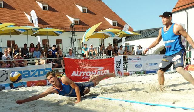 Ebersberg freut sich auf ein Top-Teilnehmerfeld beim BVV Beach Masters - Foto: Christian Einecke, www.cepix.de