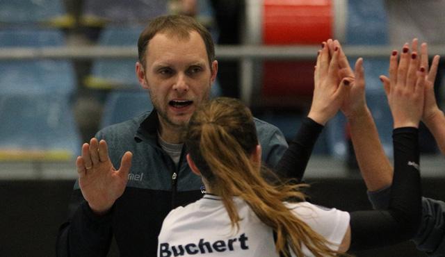 Slava Schmidt beendet aus privaten Gründen seine Trainertätigkeit beim Volleyball-Team Hamburg - Foto: VTH/Lehmann