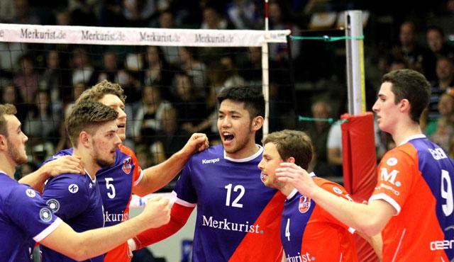 "United Volleys ""Big in Japan"" - Foto: United Volleys/Manfred Neumann"