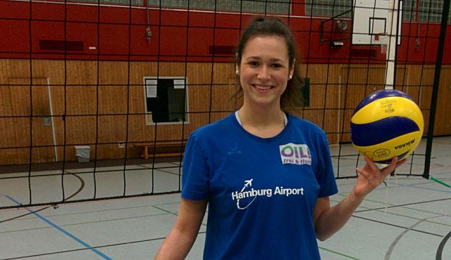 Bonny Jatzko spielt für SCALA1 -