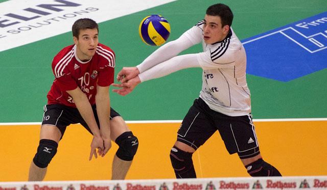 Für die Volley YoungStars endet die Saison frühzeitig - Foto: Günter Kram