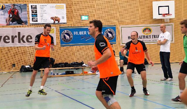 Ist Thüringen eine Reise wert für die SCF-Volleyballer? - Foto: SC Freising