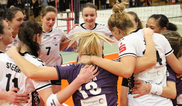 Pokalsiegerparty und -Shirts - Foto: Günter Kram
