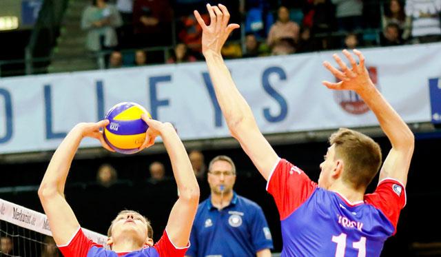 Letztes Hauptrundenspiel bei gebeutelten Coburgern - Foto: United Volleys/Gregor Biskup