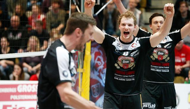 Last-Check-Turnier - Foto: VC Eltmann / Oshino Volleys Eltmann