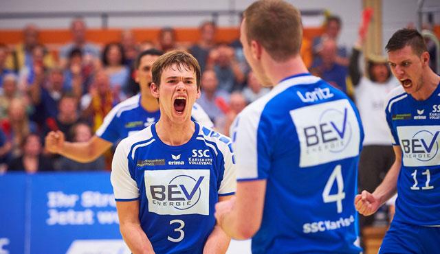 SSC holt ersten Sieg: 3:0-Erfolg gegen Mainz - Foto: Andreas Arndt