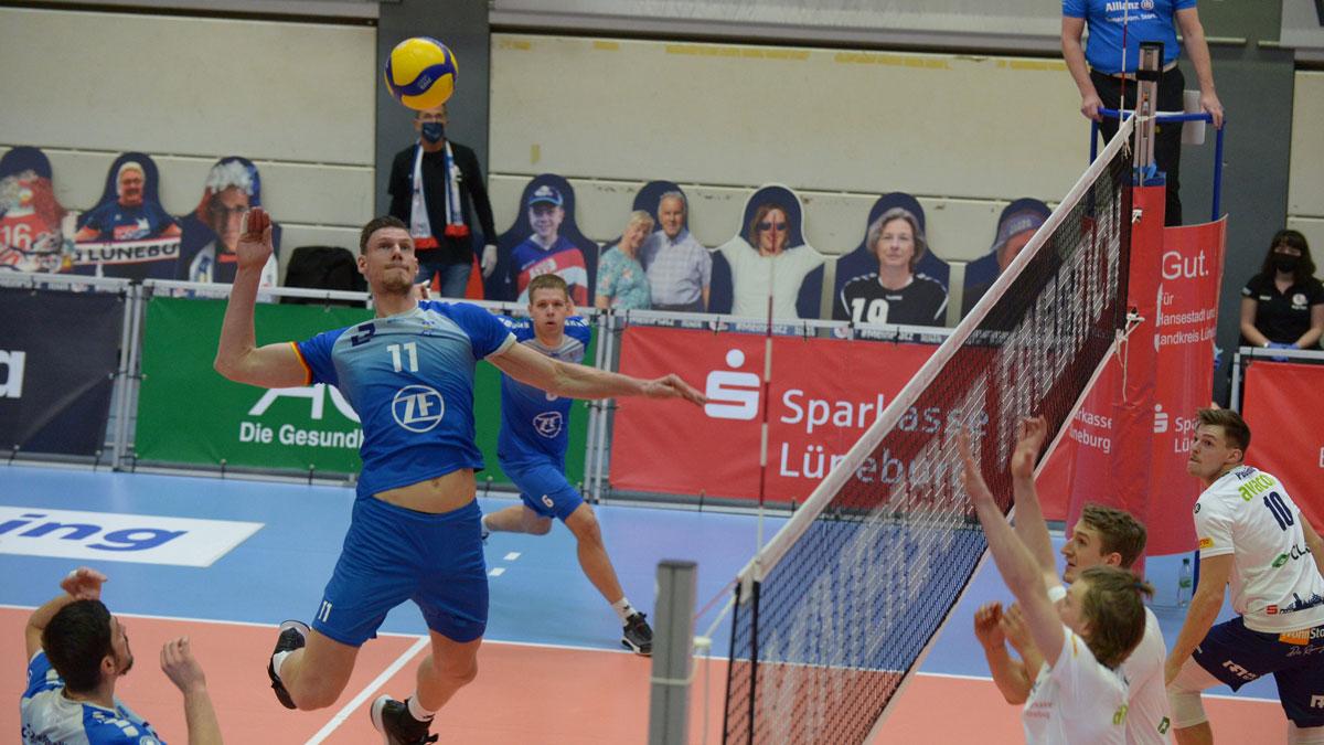 Dieses Mal wollen Marcus Böhme und Co nicht nur nach Lüneburg reisen, sondern dort auch spielen<br>Foto: Behns