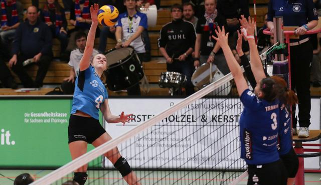VCW holt Punkt im Kampf um die Playoffs - Foto: Detlef Gottwald